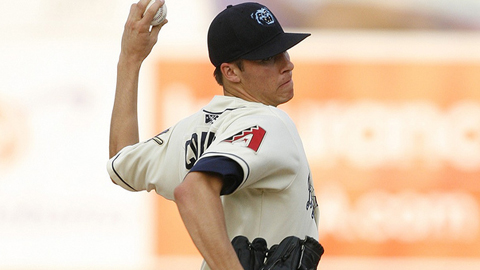 Patrick Corbin led the Southern League with 142 strikeouts last season.